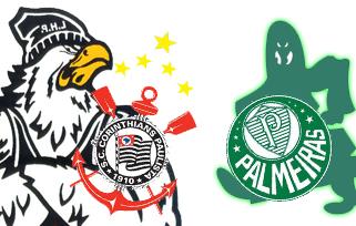 Assisitir Corinthians x Palmeiras ao vivo – Paulistão 2013