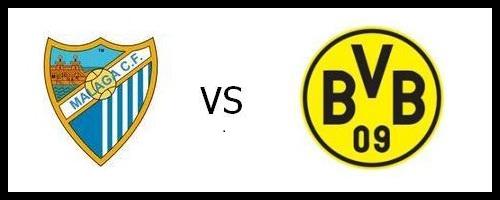 Malaga x Borussia Dortmund ao vivo – Liga dos Campeões ao vivo